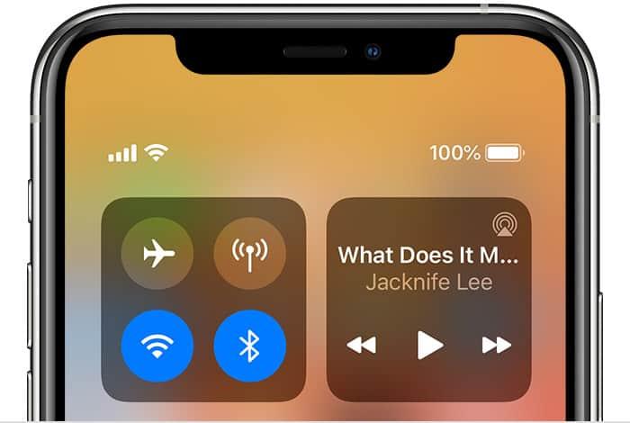 Убедитесь, что Bluetooth включен